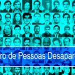 Cadastro de Pessoas Desaparecidas